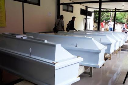 Tragedi Kemanusiaan, Bencana Alam di Jayapura Tewaskan 50 Orang