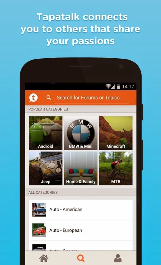 Tapatalk VIP - Forums & Interests v5.4.7 Apk