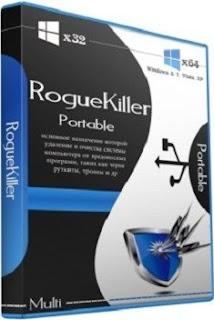 برنامج RogueKiller 2020 يكشف التطبيقات الخفية الخبيثة التي تعمل في الخفاء والعمل على إزالتها، يفحص الريجستري وتنظيفه من البرامج الضارة الخفية