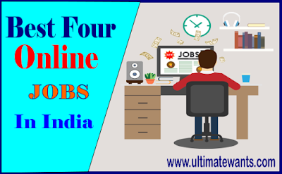 Best Online Jobs In India
