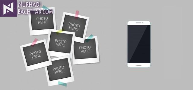 Cara Membuat Pas Foto 2x3 3x4 4x6 di Android Paling Mudah