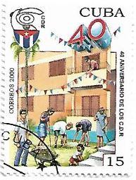 Selo 40 Anos do CDR