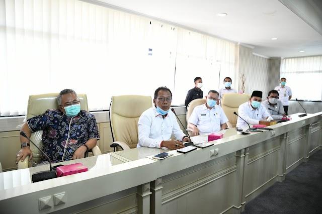 Ketua DPRD Lampung Mediasi dengan Perwakilan Mahasiswa