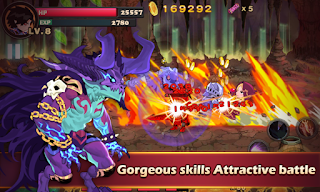 Brave Fighter : Demon Revenge v2.1.2 Mod Apk for Android
