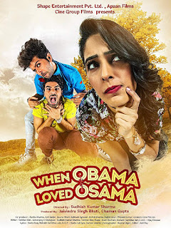 When Obama Loved Osama (2018) Hindi Movie HDRip | 720p | 480p