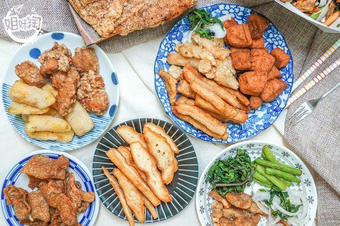 從點心吃到宵夜都沒問題!宵夜之王,台灣在地必須吃過的小吃-台灣第一家鹽酥雞和平店