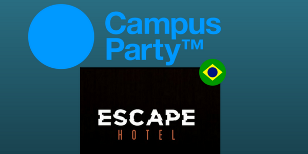 Escape Hote, Game, Infotec blog, Campus Party