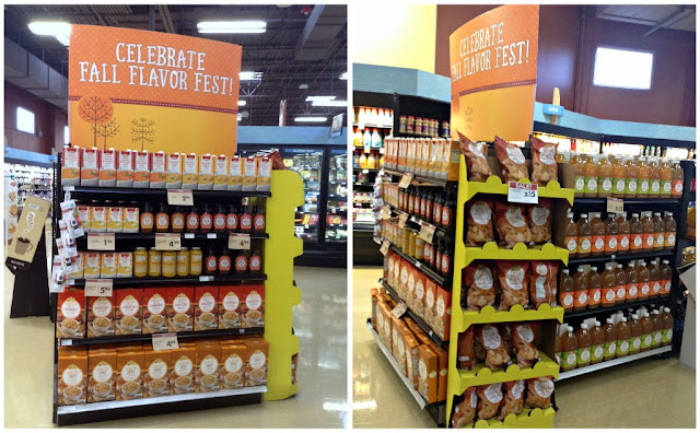 Get your #FlavorsofFall at @GiantEagle