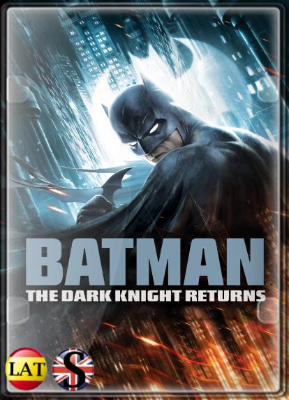 Batman: El Regreso del Caballero Oscuro, Parte 1 (2012) FULL HD 1080P LATINO/INGLES