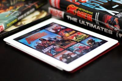 Las mejores aplicaciones para leer comics en tu iPad
