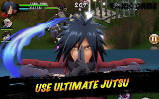 download naruto x boruto ninja voltage mod apk 2020