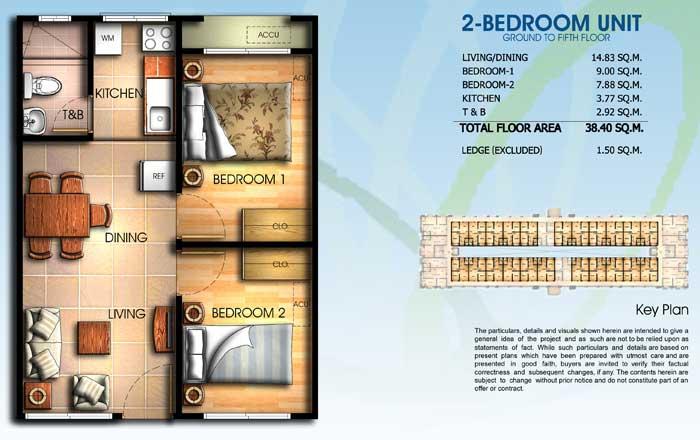 Floor Plan Bedroom House Philippines Farmersagentartruizcom - 2 bedroom house designs philippines