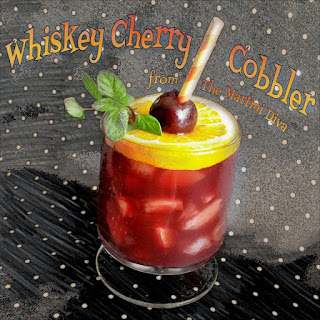 Whiskey Cherry Cocktail