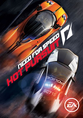 Capa do Need for Speed: Pursuit