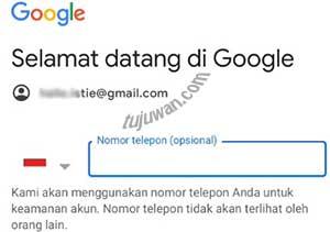 Pertanda Email Yang Dibuat Berhasil Maka Google Akan Menampilkan Ini
