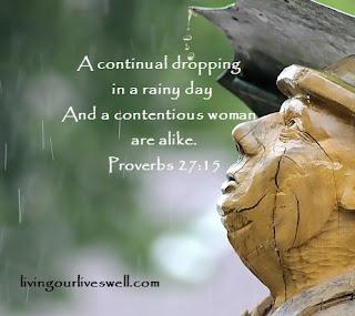 Proverbs 27:15