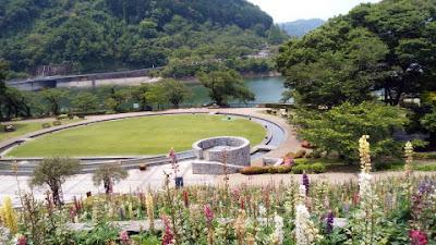 津久井湖 水の苑