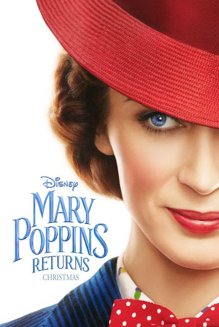"""Mary Poppins Returns"" - Poster"