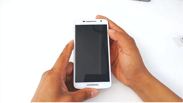 Aprenda como Formatar (Hard Reset) os aparelhos Motorola Moto X Play XT1562, XT1563.