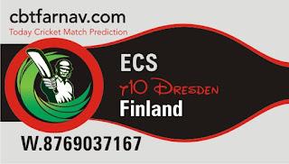 RCD vs USGC Fantasy Cricket Match Predictions |USG Chemnitz vs RC Dresden, ECS T10 Dresden 1st T10 Prediction
