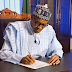 Bill Stopping NYSC From Posting Engineering Graduates To Schools Signed by Buhari