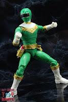 Power Rangers Lightning Collection Zeo Green Ranger 14