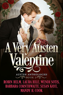 Book Cover: A Very Austen Valentine
