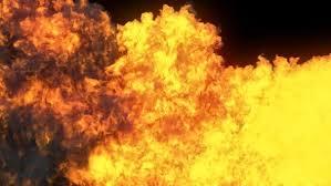 Multiple Explosion 💥 Rocks Mile 3 market  Port Harcourt, Rivers State