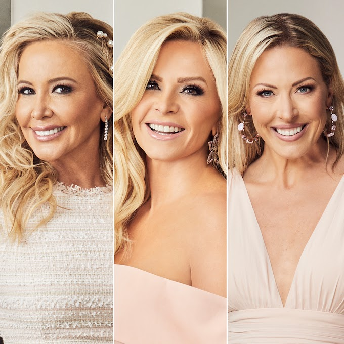 Tamra Judge Speaks Out After Being Mentioned On Latest Episode Of RHOC; Tamra Claims Shannon Beador Wanted Braunwyn Windham-Burke To Keep Drinking On The Show!