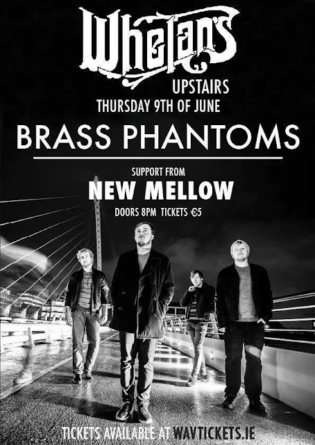 Brass Phantoms Whelans Live