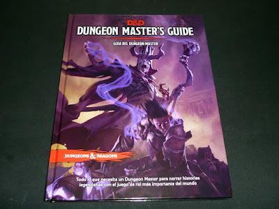 Reseña: Guía del Dungeon Master (Edge)