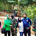 Kunjungan Rombongan Danrem 062/Garut Dilokasi TMMD ke-108 Menjadi Motivasi Bagi Kedua Kepala Desa Kecamatan Cibatu Kabupaten Garut