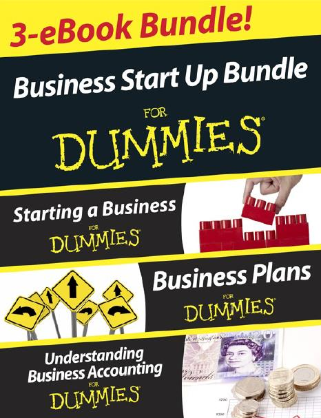 Business Start Up For Dummies