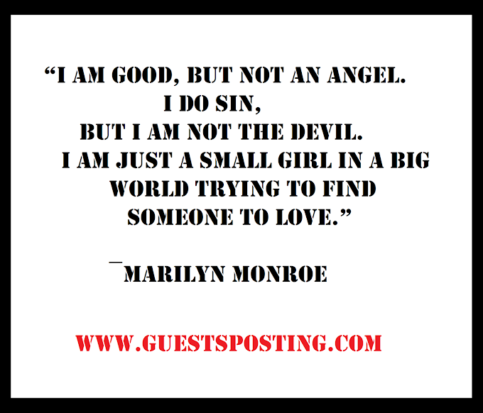 Marilyn Monroe Daily Inspirational Love Quotes for Him or Her 10 APRIL 2020
