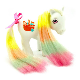 My Little Pony Mummy Berrytown Year Eleven Family Friends and Family Babies G1 Pony