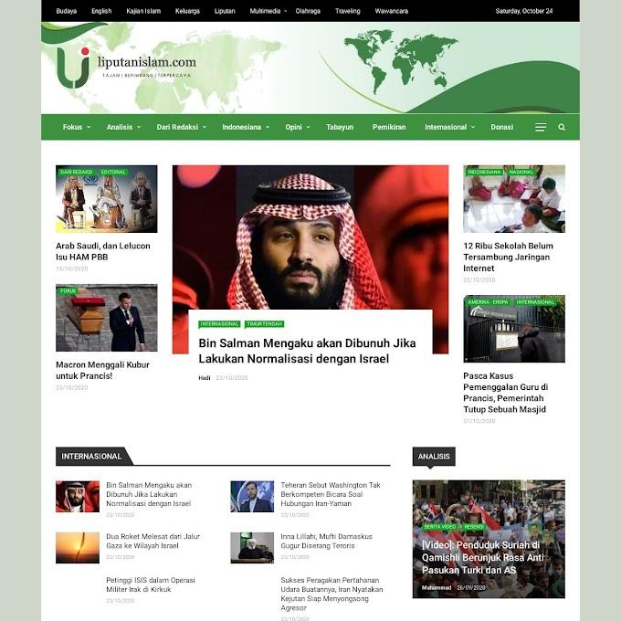 Menguak Situs Liputan Islam yang Sebenarnya