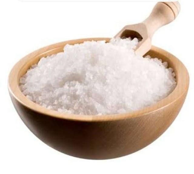 Have you tried Epsom salt or sendha namak for health?