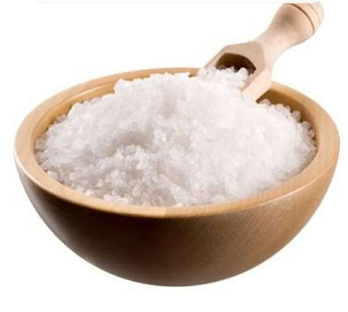 Have you tried Epsom salt or sendha namak for health?