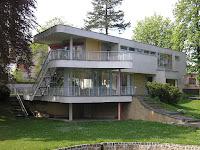 Moderne Architektur Alpen