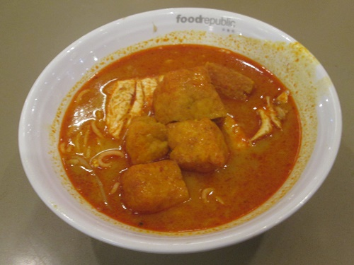 Chicken Curry Noodle by Sergeant Chicken Curry Kuala Lumpur