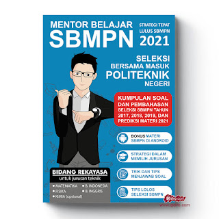 Buku Kumpulan Soal SBMPN Rekayasa dan Pembahasannya | Tahun 2021