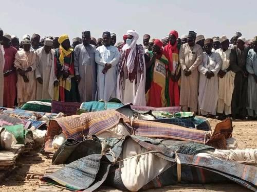 Again, Bandits Invade Zamfara Community, Kill 20 People In One Night