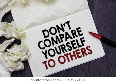 12 Things to Do Instead of Comparing Yourself to Others By SPECSYPIESLIVE.COM