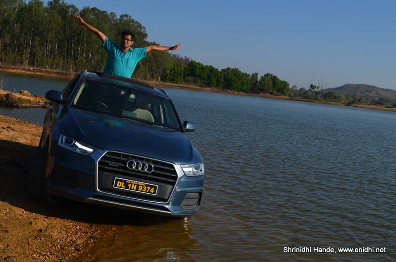 Audi Q Selfdrive Rental Experience In Bangalore ENidhi India - Audi zoom car