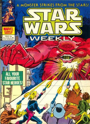 Star Wars Weekly #113
