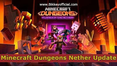 Minecraft Dungeons Nether