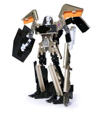 xiaomi transformer robot