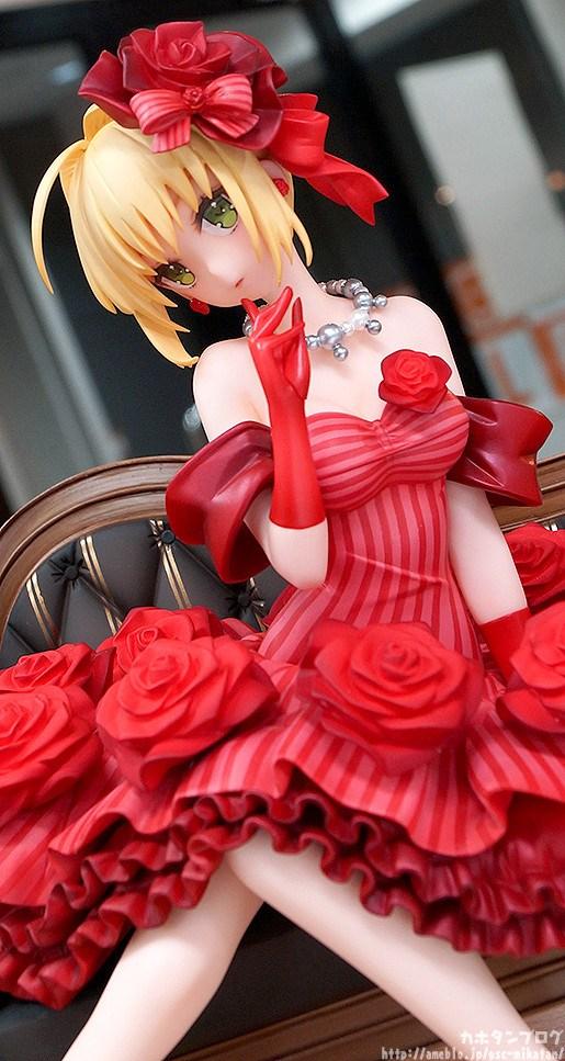 Idol Emperor/Nero 1/7 de Fate series - AQUAMARINE