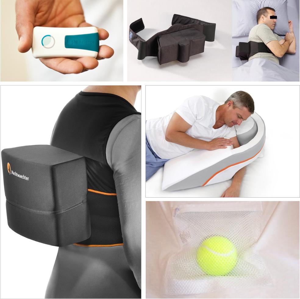 Pozycyjny bezdech senny (POSA) oraz terapia pozycyjna OBS