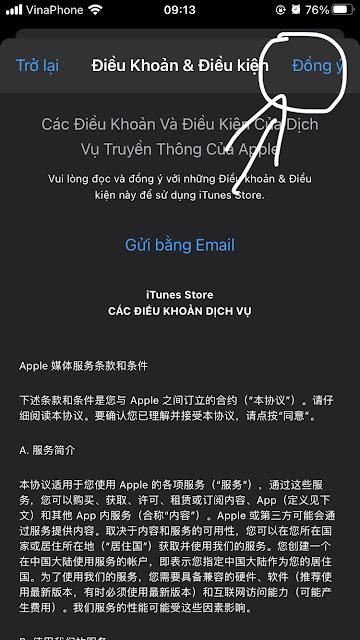 Hướng dẫn tải app Xingtu trên Iphone/ Ipad (IOS)